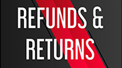 refunds and returns
