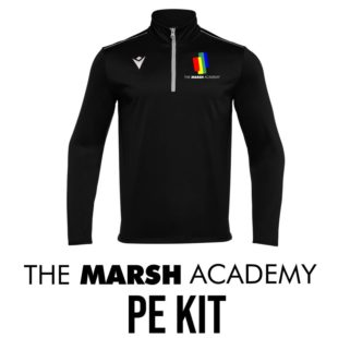 The Marsh Academy PE kit.